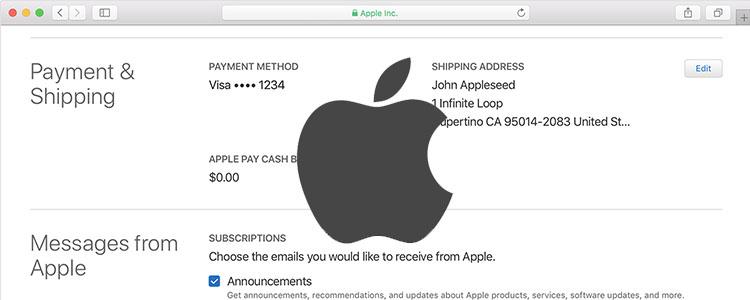 Bu Mail Doğru Mu? - Re : [Receipt Payment] icloud 2TB storage plan order