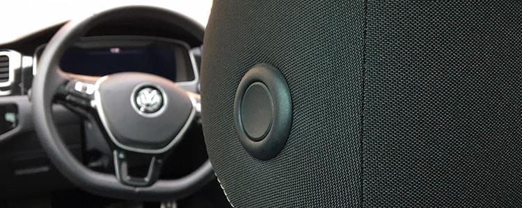 Volkswagen - Skoda Golf Passat Koltuk Başlığı Nasıl Çıkarılır?