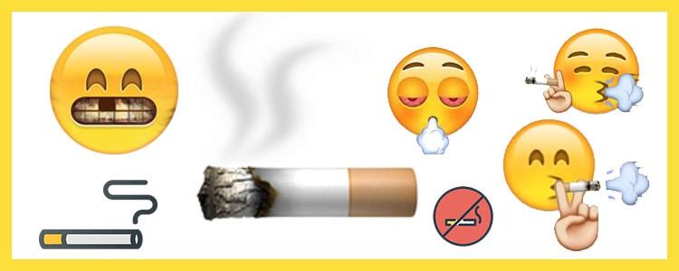 Sigara Emojileri
