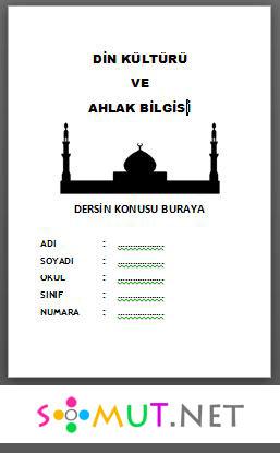 din Kültürü performans kapakları - Eğtim - Bilim -Teknoloji ...