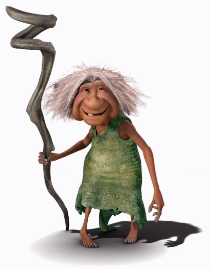the croods gran ded