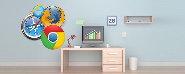 En Çok Kullanılan Tarayıcılar (Browser) | 2002 - 2018 İstatistikleri