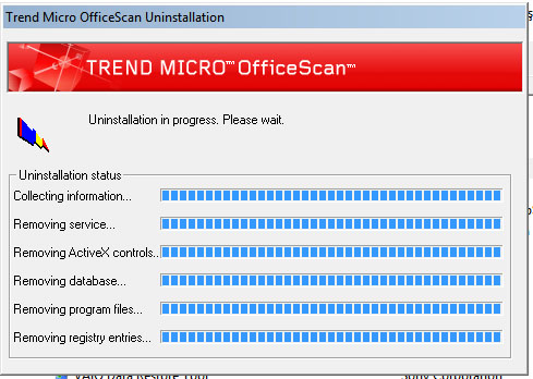 officescan trend micro